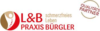 L&B Schmerztherapie Schwyz Logo